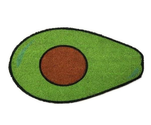 Doormat avocado