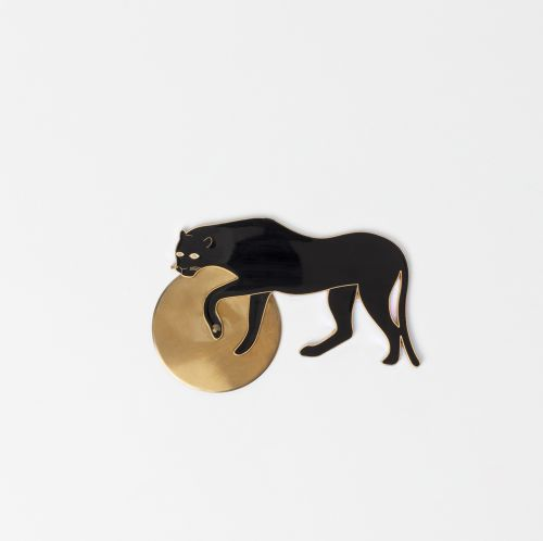 Savanna pizza cutter panther