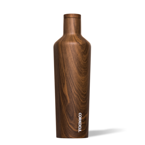 Canteen 750 ml walnut wood