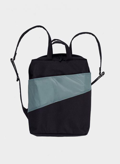 Backpack black & grey
