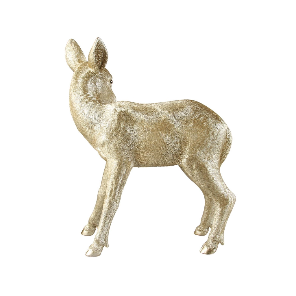 Coinbank deer gold