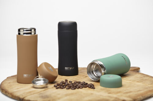 Retulp tumbler coffee brown
