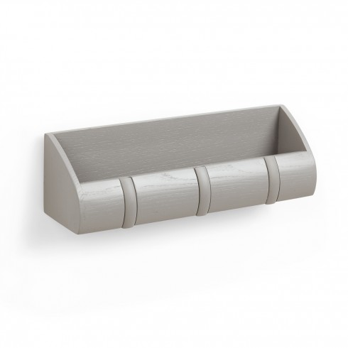 Cubby mini organizer grey