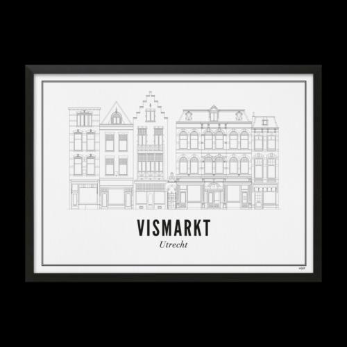 Utrecht Vismarkt A4