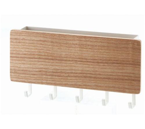 Magnetic keyhook & holder rin natural