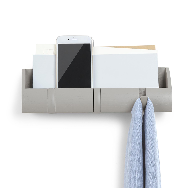 Cubby mini organizer grey