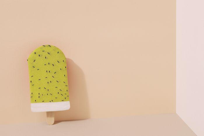 Icepop socks kiwi