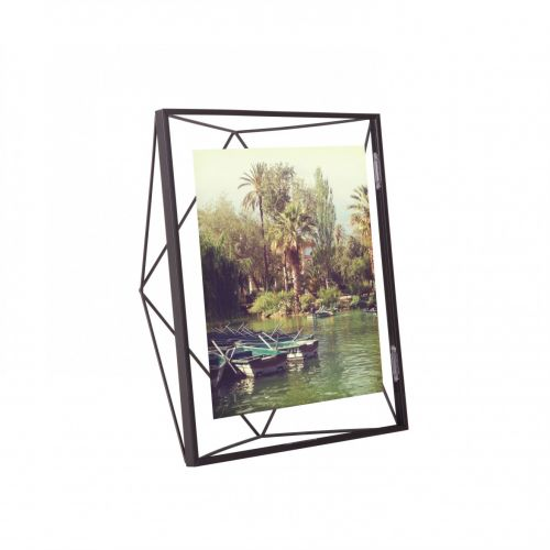 Prisma 8x10 photo display black