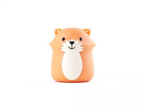 Toothbrush holder fox
