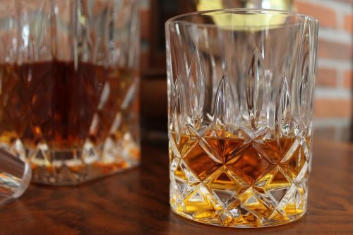 Whiskey glas set van 4 Noblesse