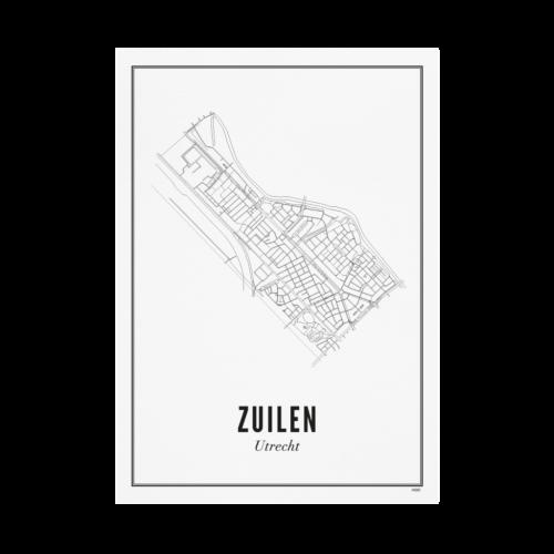 Utrecht Zuilen A4