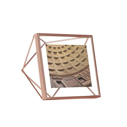 Prisma 4x4 photo display copper