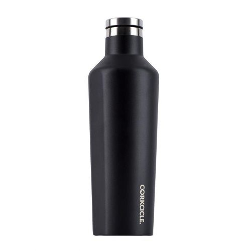 Canteen waterman matt black 475ml