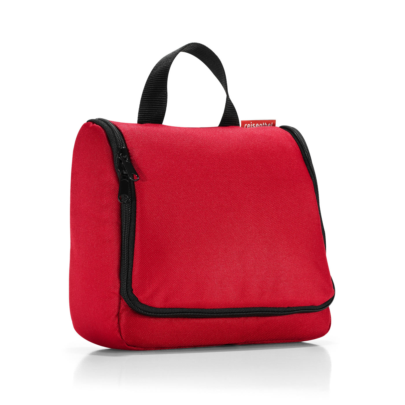 Toiletbag red