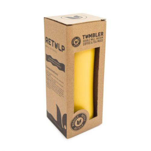 Retulp tumbler happy yellow