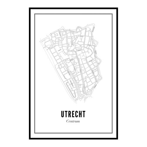 Utrecht centrum A4