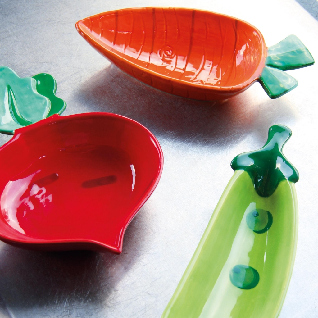 Radish bowl