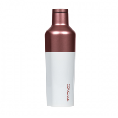 Canteen 475ml color block modern rose