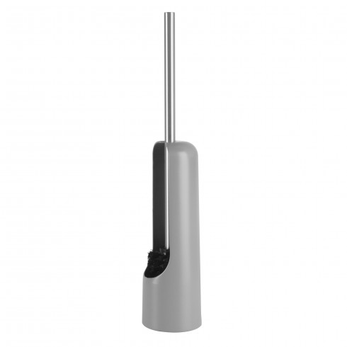 Touch toilet brush grey