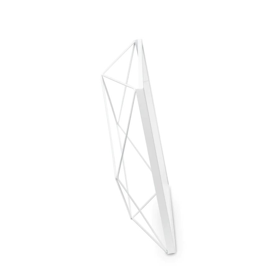 Prisma 5x7 photo display white