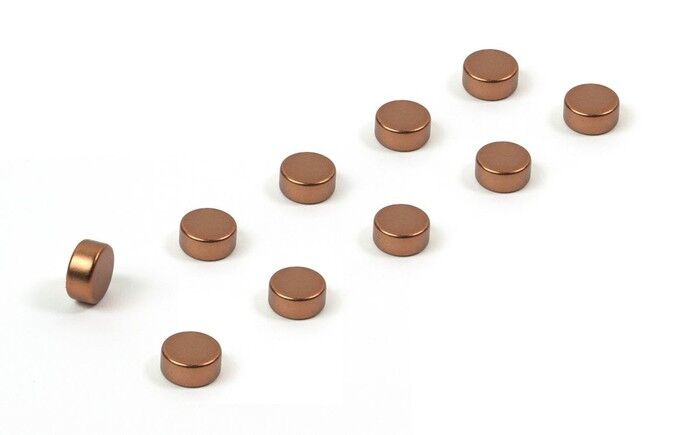 Magnet steely - copper