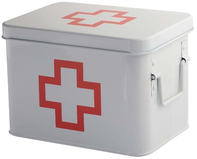 First aid box large