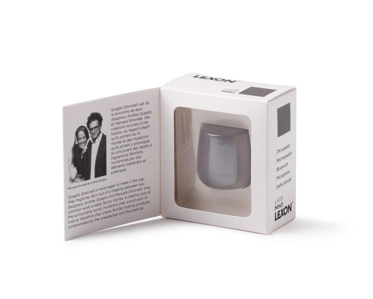 Mino bluetooth speaker lime