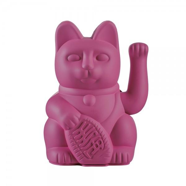 Lucky cat purple