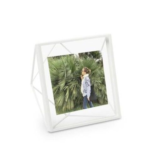 Prisma 4x4 photo display white