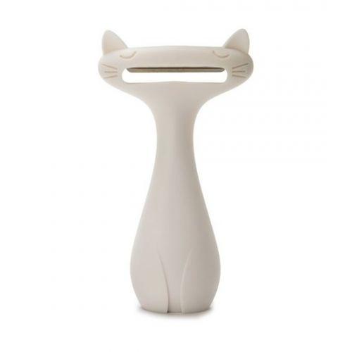 Cat peeler white