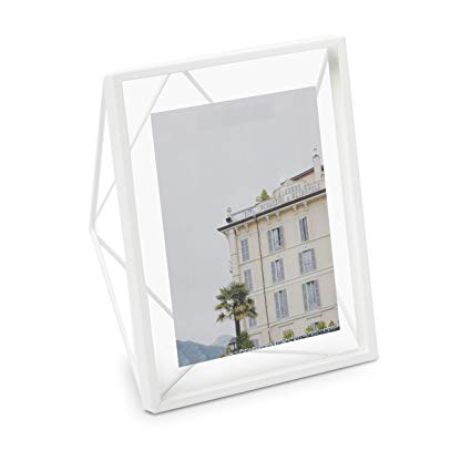 Prisma 8x10 photo display white