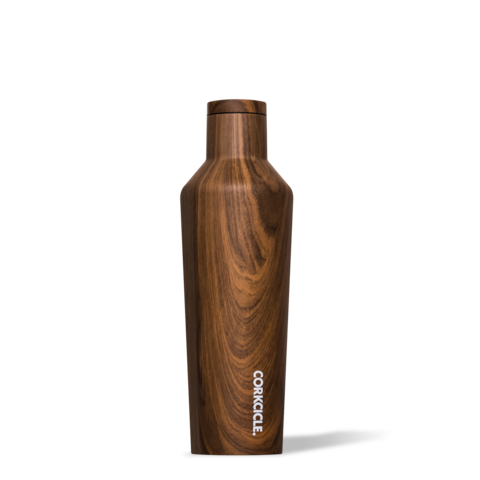 Canteen 475 ml walnut wood