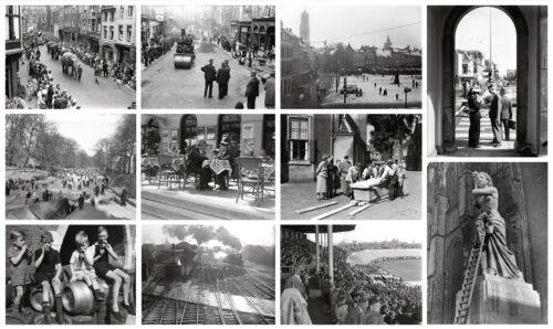 Ansichtkaarten Utrechts Heimwee