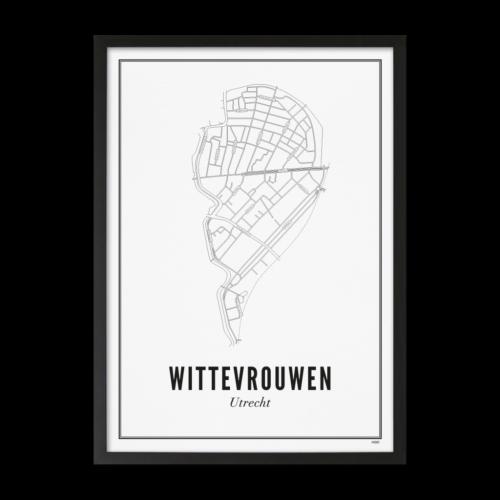 Utrecht Wittevrouwen A4