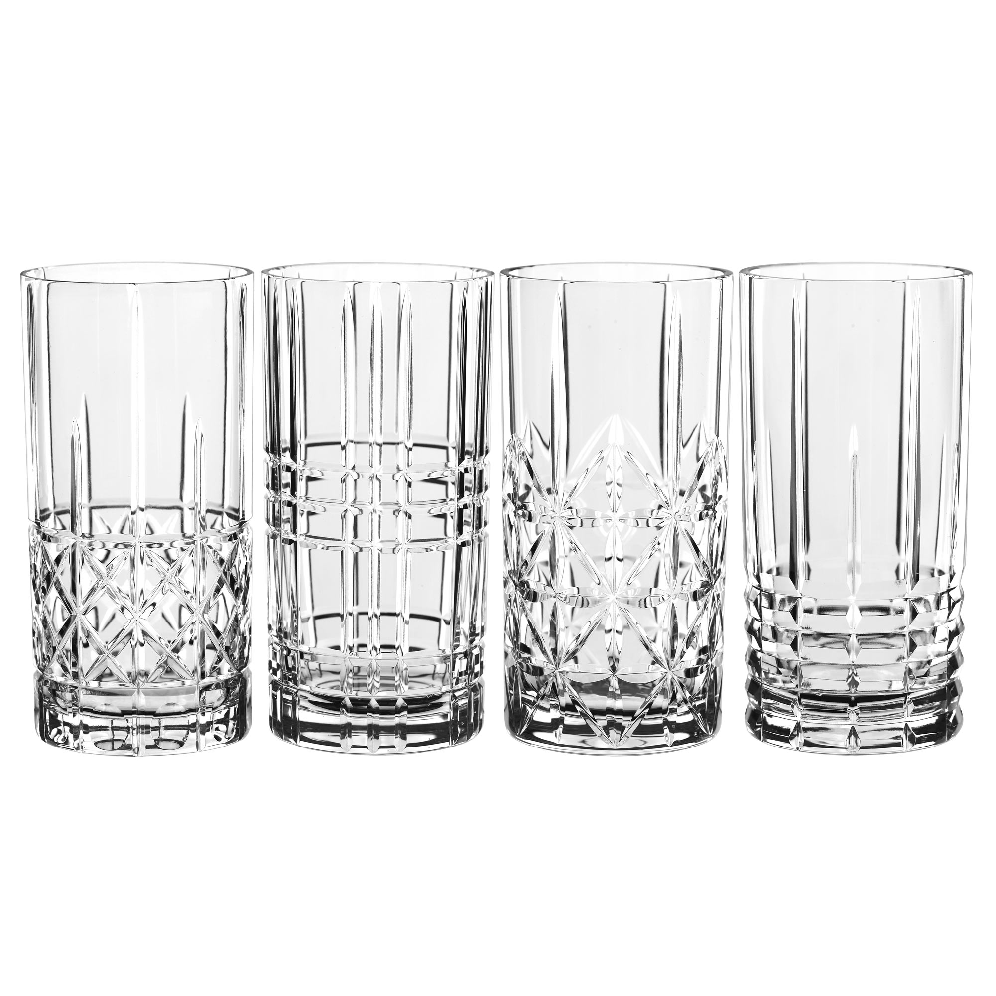 Longdrink set of 4 Highland