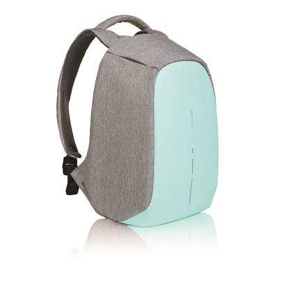Bobby compact anti-theft backpack mint green