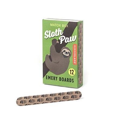 Sloth paw nail files