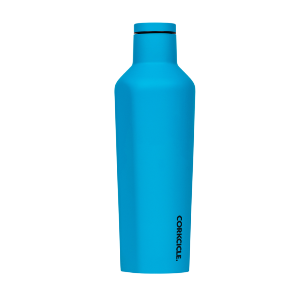 Canteen 475 ml neon blue
