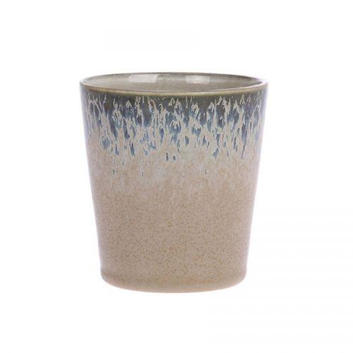Ceramic 70's mug bark