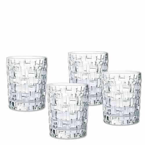 Whiskey glas set of 4 Bossa Nova