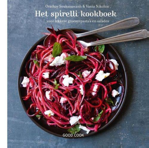 Het spirelli kookboek