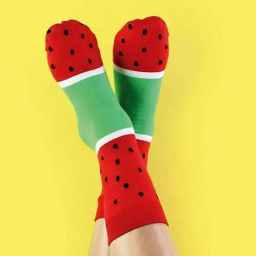 Icepop socks - Watermelon