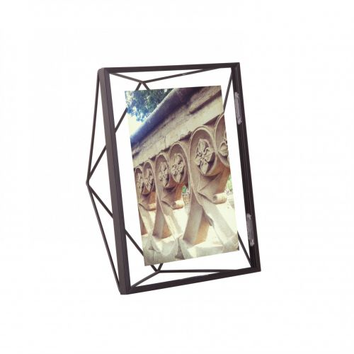 Prisma 5x7 photo display black
