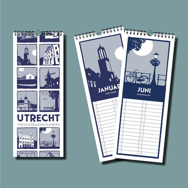 Utrechtse verjaardagskalender
