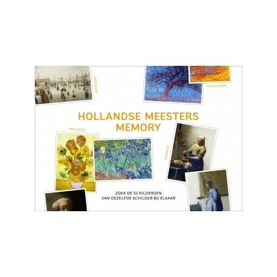 Hollandse meesters memoryspel