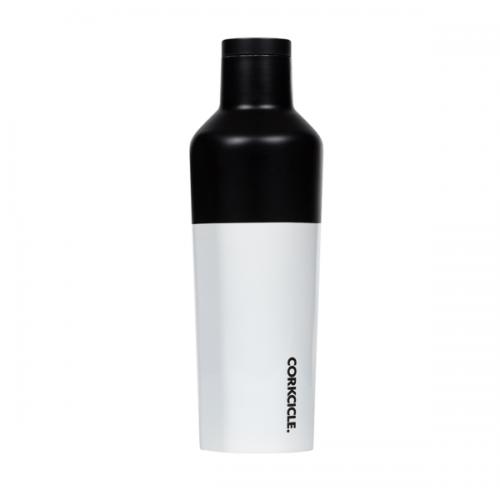 Canteen 475ml color block modern black