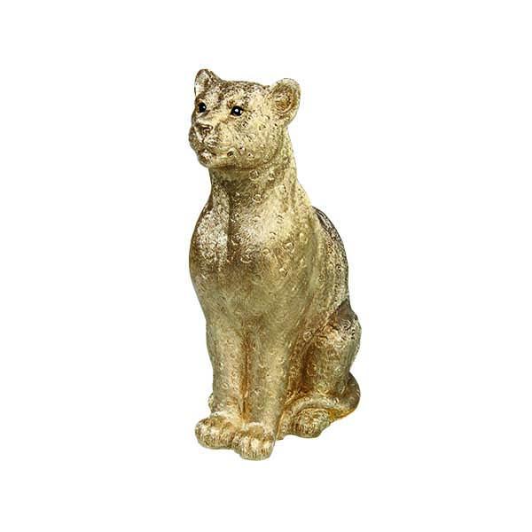 Coinbank leopard gold