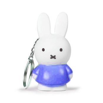 Nijntje sleutelhanger blauw