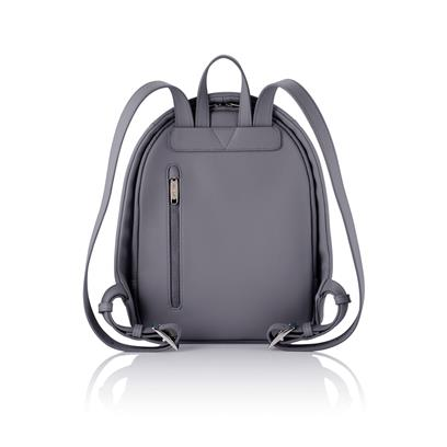 Bobby elle anti-theft backpack grijs