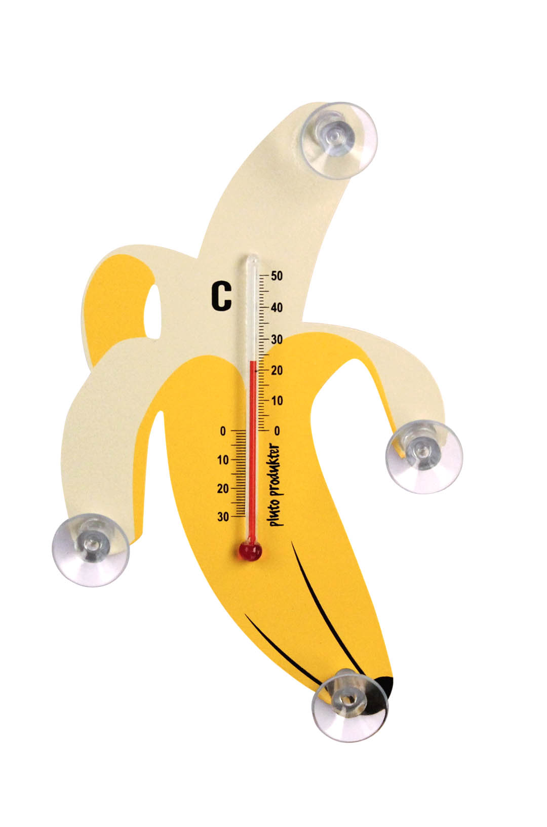 Thermometer banaan